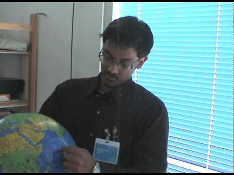 Globe story from Nepal