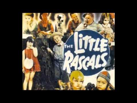 THE LITTLE RASCALS OPENING THEME-SOUNDTRACK