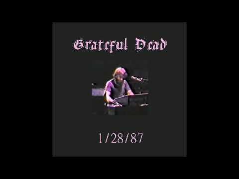 Grateful Dead - Black Peter 1-28-87 mp3