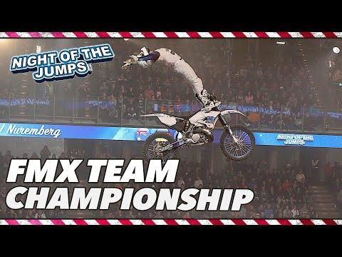 NIGHT of the JUMPs - Team Championship Hamburg 2019
