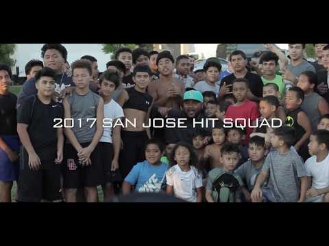2017 SAN JOSE HITSQUAD (FIRST DAY TO A NEW START)
