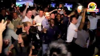 England 1 Uruguay 2 - Ecstasy and Agony (Fan Reaction)