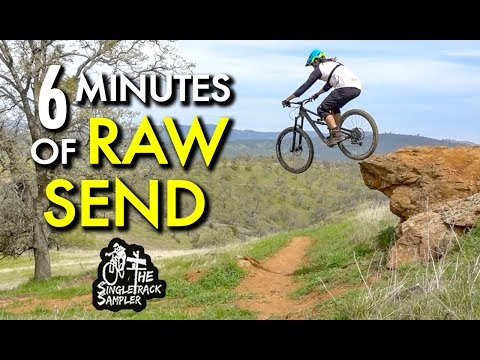 SHUT UP AND RIDE!! | RAW CALIFORNIA MOUNTAIN BIKING