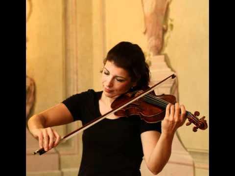 Brahms Hungarian Dance No.17 - Marta Abraham violin