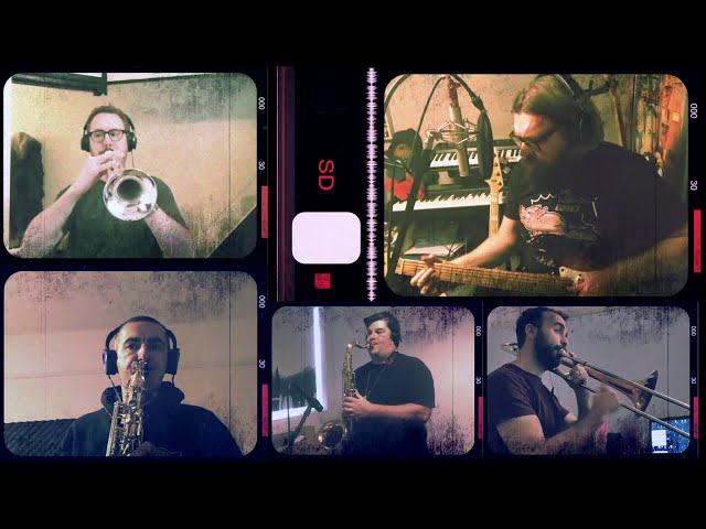Steely Dan - Peg, Lockdown sessions by Simply Dan