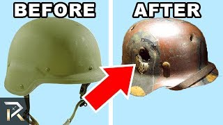 Is Military Equipment REALLY Bulletproof?