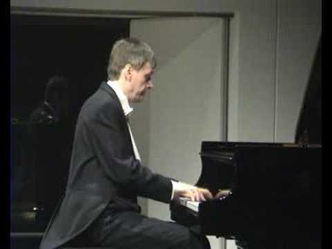 Andrei Pisarev Plays Scriabin Etude cis-moll op. 2 No. 1