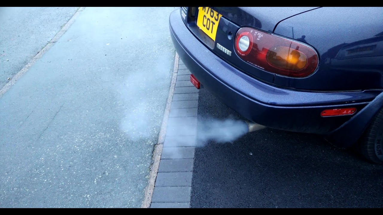 Mx5 Smoke At Start Up From Cold