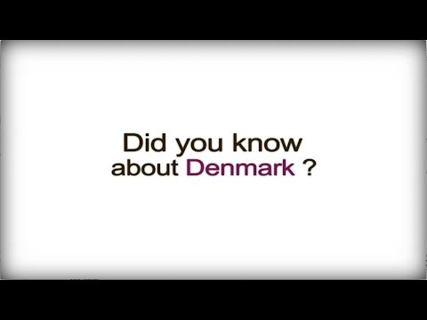 Did you know? - Denmark - Danish Business Culture video