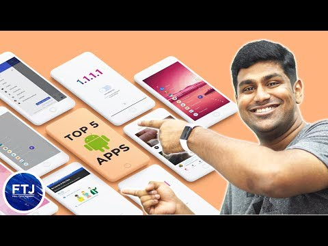 5 Free Android Apps that are Actually Awesome!!!