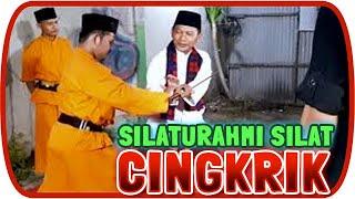Silaturahmi Cingkrik Rawa belong