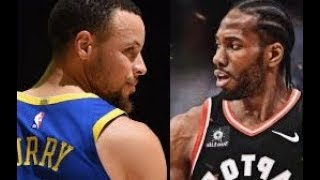 Golden State Warriors vs Toronto Raptors_Game 1_2019 NBA PLAYOFF FINALS