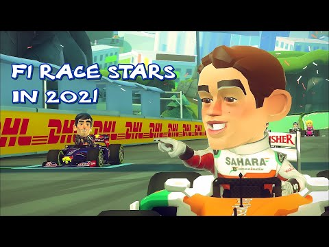 Playing F1 Race Stars Complete Edition in 2021! w/ TheNotBadAimer |