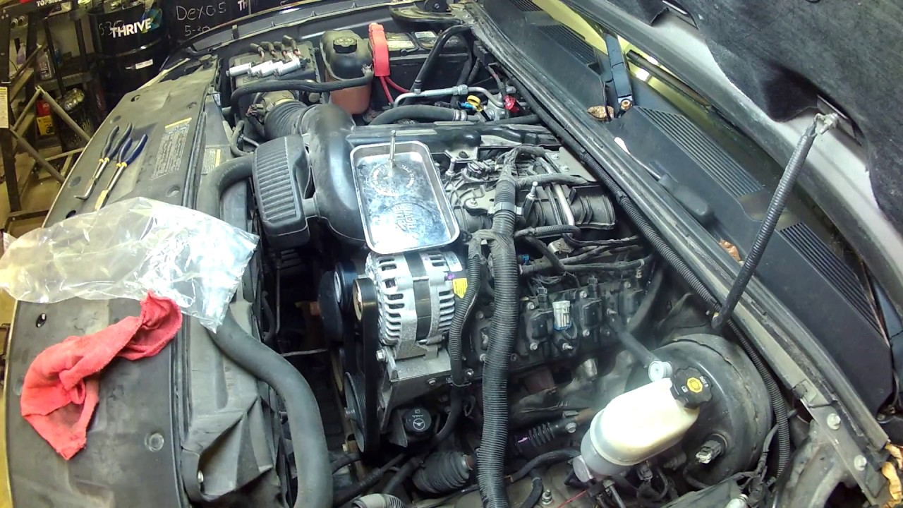General Motors Active Fuel Management Oil Consumption Repair