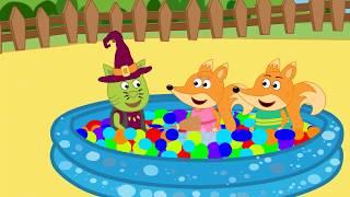 Fox Family Сartoon for kids full episodes new season #156