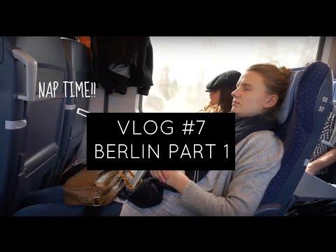 BERLIN WEEKEND PART 1 | LUNA MICHEL AS AN ENTREPRENEUR | VLOG #7