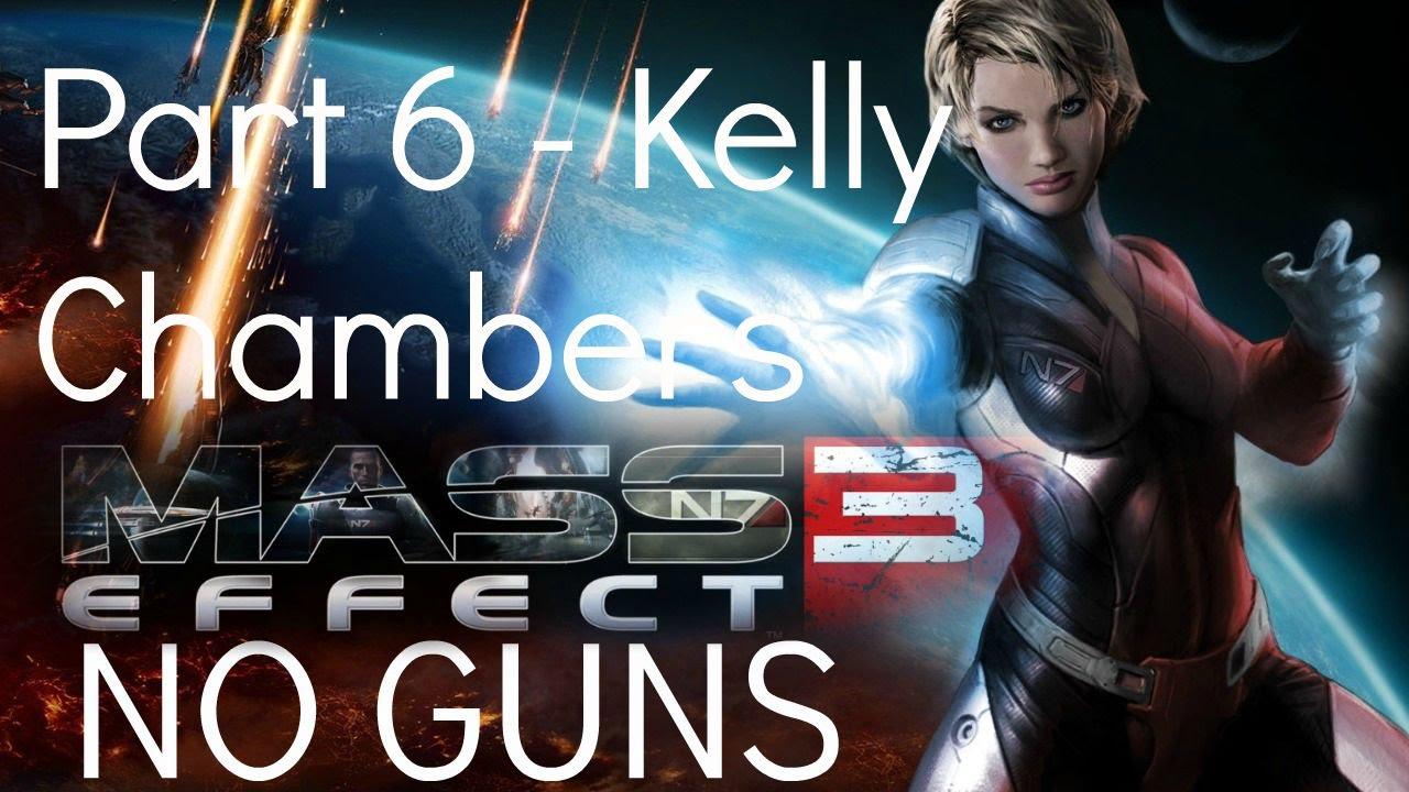 Mass Effect 3: No Guns