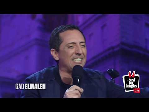 See Gad Elmaleh Live In Canada!