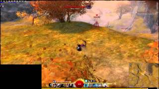 Guild Wars 2 - Pistol Mastery and Wind Rider Slayer Achievement