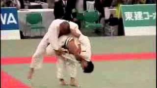 JUDO 2007 All Japan: Kosei Inoue 井上 康生 (JPN) – Satoshi Ishii 石井 慧 (JPN)