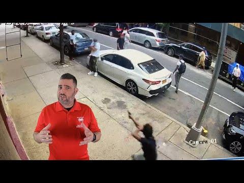 New York Gunfight Has Unfortunate Victim