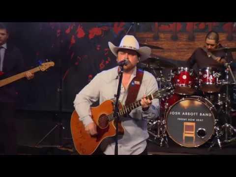 "Josh Abbott Band ""Amnesia"" LIVE on The Texas Music Scene"