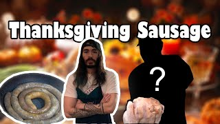 A Very Moist Thanksgiving Sausage Special