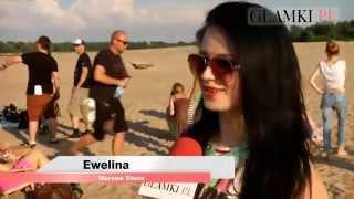 "Making of: Teledysk do piosenki ""Lato"" Eweliny z Warsaw Shore"