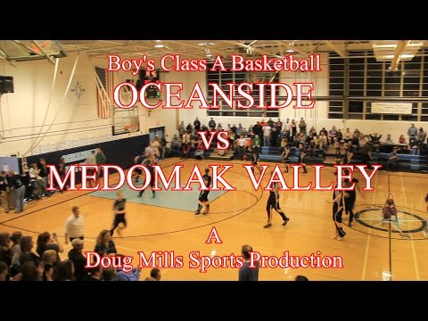 Oceanside vs Medomak Valley Boys 12 15 2015