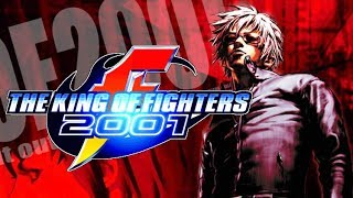 KING OF FIGHTERS 2001, K DASH VS BOSS ORIGINAL ZERO,IGNIZ Thumbnail
