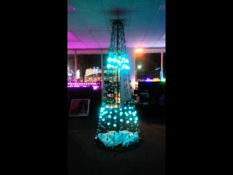 Minleon USA - Tree of Lights w/ Effect Controller software