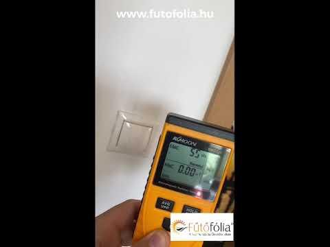 elektroszmog fűtőfólia, Brutális elektroszmog van az Intelligens Fűtőfólia esetében? Nem, sőt akár nulla is lehet…