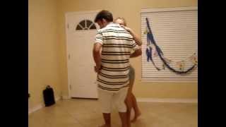 bailando lambada