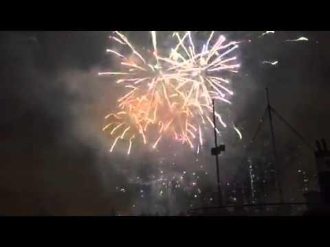 2016 fireworks @ navy pier Chicago