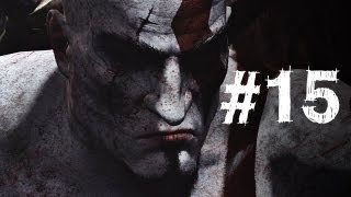 God of War Ascension Gameplay Walkthrough Part 15 - Martyr