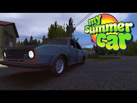 Dude Where's My Car Part 1| New Kids On The Block | New My Summer Car - Revenge Rescue