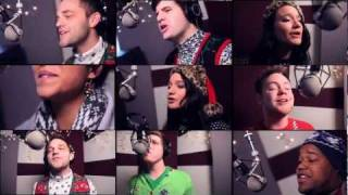 Merry Christmas Happy Holidays - *NSYNC (Billy Van Remix/Cover ft. Everyone)