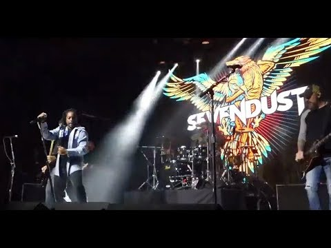 """Sevendust release """"Dirty"""" video off album All I See is War + tracklist/art!"""