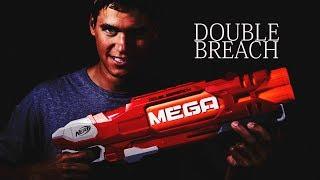 Nerf Doublebreach czyli mega shotgun!