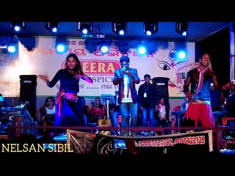 Dussehra Melody Show 2017 ♡Shila I Love You ♡ College Square, Cuttack ♡