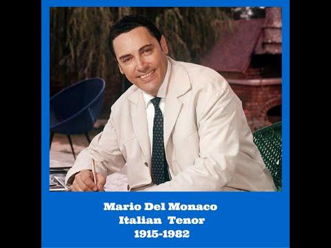 MARIO DEL MONACO IL TENORISSIMO 1915-1982 GREATEST DRAMATIC TENORS