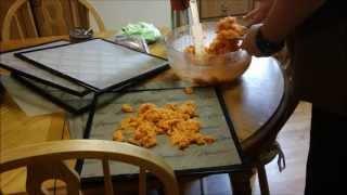 Food Storage Dehydrated Sweet Potatoes