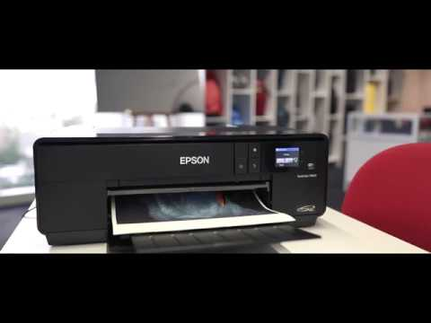 Epson A3+ canvas roll printing