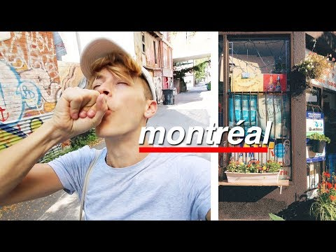 8 THINGS I LOVE ABOUT MONTREAL ❤️