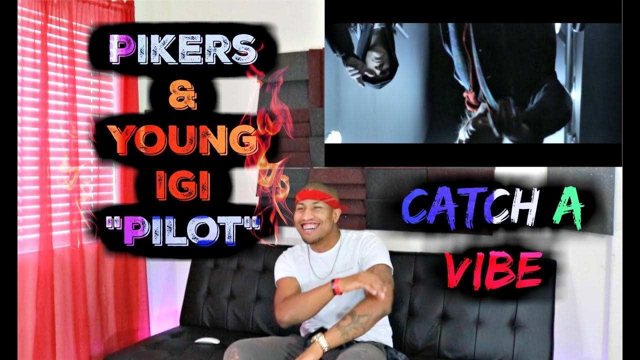 "First Reaction To Polish Hip Hop/Trap/Rap Pikers & Young Igi ""Pilot"" Reaction"