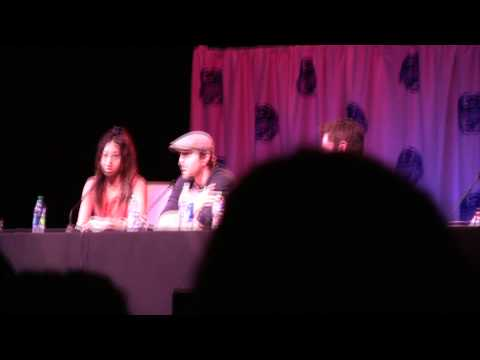 Being Human Panel at Dragon Con 2011!