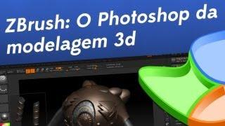 Zbrush: conheça o Photoshop da modelagem 3D - Tecmundo