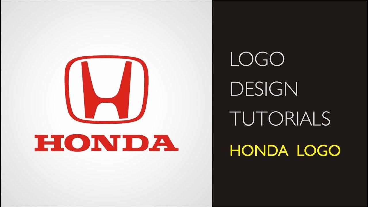 Logo design tutorials honda logo 02 youtube logo design tutorials honda logo 02 spiritdancerdesigns Images