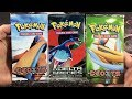 OPENING INSANE VINTAGE POKEMON BOOSTER PACKS (Worth $100+)