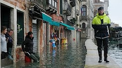 Unwetter-Alarm in Italien